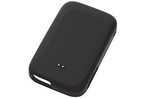 【SoftBank Pocket WiFi 203Z、イー・モバイル Pocket WiFi GL09P】シルキータッチ・シリコンジャケット