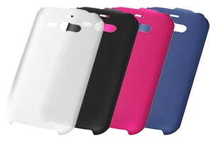 【SoftBank AQUOS PHONE ss 205SH/WILLCOM AQUOS PHONE es WX04SH/WILLCOM AQUOS PHONE ef WX05SH】ラバーコーティング・シェルジャケット