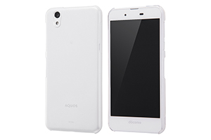【AQUOS EVER/AQUOS U/Disney Mobile on docomo DM-01J/UQmobile AQUOS L/SH-M04/SH-M04-A/AQUOS L2】ハードケース 3Hコート