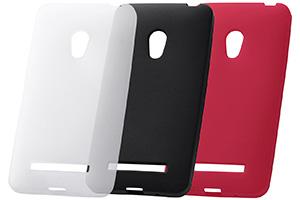 【Asus ZenFone 5 A500KL】シルキータッチ・シリコンジャケット