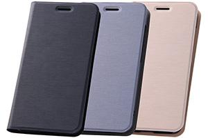 【Asus ZenFone 5 A500KL】スリム・レザージャケット(合皮タイプ)