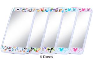 【Disney Mobile on docomo F-03F】ディズニー・ドレスアップフィルム