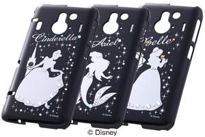 【Disney Mobile on docomo F-03F】ディズニー・ジュエリージャケット