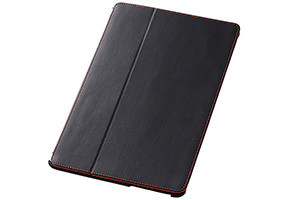 【docomo dtab/SoftBank MediaPad 10 Link+ 402HW】フラップタイプ・レザージャケット(合皮タイプ)