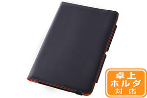 【HP ElitePad 900】フラップタイプ・レザージャケット(合皮タイプ)