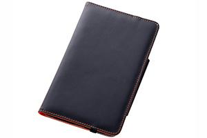 【LG G Pad 8.0/LG G Pad 8.0 L Edition LGT01】フラップタイプ・レザージャケット(合皮タイプ)