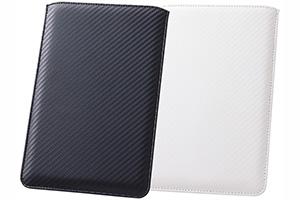 【GALAXY Tab S 8.4(4G / Wi-Fi)】スリーブタイプ・レザージャケット(合皮タイプ)