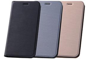 【SoftBank DIGNO U / Y!mobile DIGNO C 404KC / S301】スリムレザーケース(合皮)