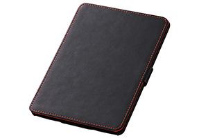 【Kindle Paperwhite/Kindle Paperwhite 3G】フラップタイプ・レザージャケット(合皮タイプ)