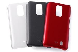 【docomo Optimus LTE L-01D】ハードコーティング・シェルジャケット