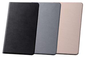 【HUAWEI MediaPad M1 8.0 / Y!mobile MediaPad M1 8.0 403HW/docomo dtab d-01G】スリムレザーケース(合皮)