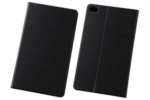 【HUAWEI MediaPad M2 8.0/docomo dtab Compact d-02H】スリムレザーケース(合皮)