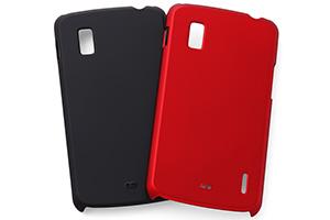 【Google Nexus 4】ラバーコーティング・シェルジャケット