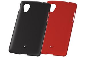 【Google Nexus 5】ラバーコーティング・シェルジャケット
