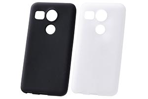 【Google Nexus 5X】シリコンケース
