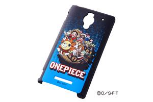 【AQUOS PHONE Xx 302SH/Disney Mobile on SoftBank DM016SH】ワンピース・シェルジャケット