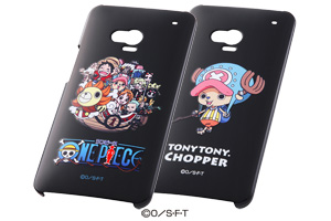 【au HTC J One HTL22】ワンピース・キャラクター・シェルジャケット