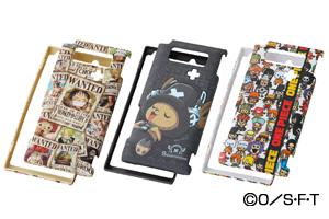 【AQUOS PHONE au by KDDI IS11SH】ワンピース・キャラクター・ハードジャケット