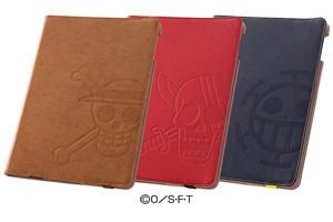 【Apple iPad Air】ワンピース・フラップタイプ・レザージャケット(合皮タイプ)