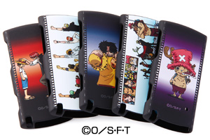 【NW-S760/S760K/S760BTシリーズ】ワンピース・キャラクター・ハードジャケット(名場面シリーズ)