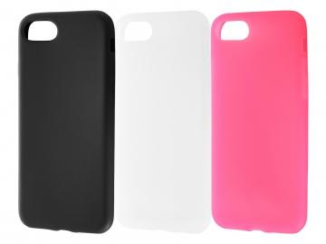 【Apple iPhone 7/iPhone 8】シリコンケース シルキータッチ
