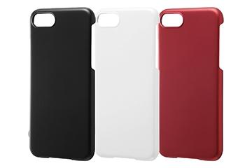 【Apple iPhone SE(第2世代)/iPhone 8/iPhone 7】ハードケース マットコート
