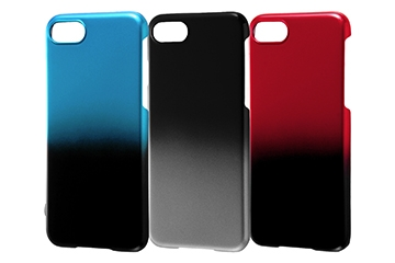【Apple iPhone SE(第2世代)/iPhone 8/iPhone 7】ハードケース グラデーション