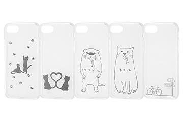 【Apple iPhone SE(第2世代)/iPhone 8/iPhone 7】ハイブリッドケース デザイン