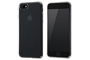 【Apple iPhone SE(第2世代)/iPhone 8/iPhone 7】TPUソフトケース 極薄 貼り付きゼロ