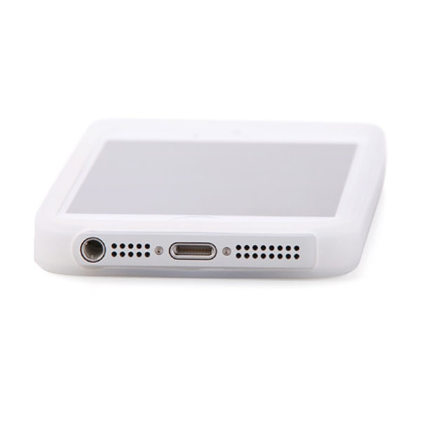 702d3be304 Apple iPhone SE/iPhone 5s/iPhone 5】シルキータッチ・シリコン ...