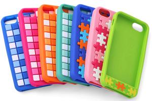 【Apple iPhone 5】デザイン・シリコンジャケット