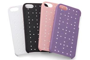 【Apple iPhone SE/iPhone 5s/iPhone 5】ゴシック・ジュエリー・シェルジャケット