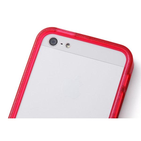 b8b82baa01 Apple iPhone SE/iPhone 5s/iPhone 5】キラキラ・ソフトフレーム ...