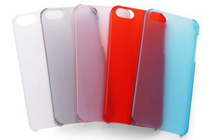 【Apple iPhone SE/iPhone 5s/iPhone 5】ウルトラスリム・シェルジャケット
