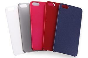 【Apple iPhone SE/iPhone 5s/iPhone 5】ウルトラスリム・マットハードコーティング・シェルジャケット