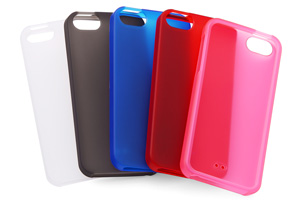 【Apple iPhone SE/iPhone 5s/iPhone 5】ソフトジャケット
