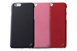 【Apple iPhone 6/iPhone 6s】ラバーコーティング・シェルジャケット