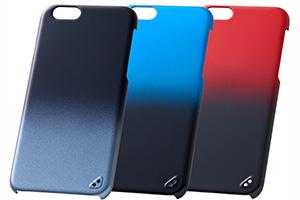 【Apple iPhone 6/iPhone 6s】ハードコーティング・グラデーション・シェルジャケット