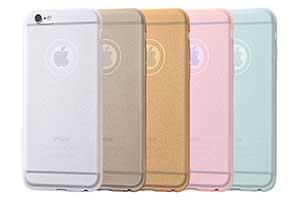 【Apple iPhone 6/iPhone 6s】ジュエラソフトケース