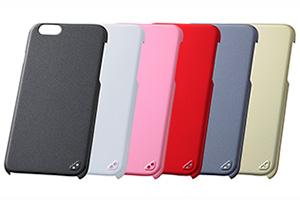【Apple iPhone 6/iPhone 6s】ハードコーティング・シェルジャケット
