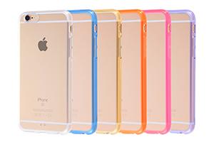 【Apple iPhone 6】カラフル・ソフトシェルジャケット