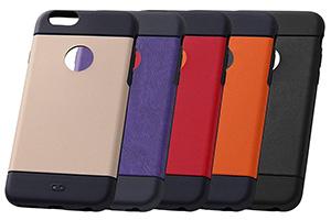 【Apple iPhone 6/iPhone 6s】デザインレザー・ソフトジャケット