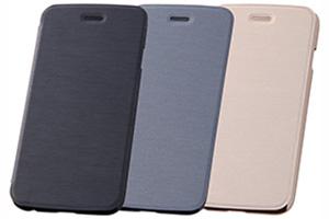 【Apple iPhone 6/iPhone 6s】スリム・レザージャケット(合皮タイプ)