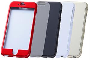 【Apple iPhone 6/iPhone 6s】セパレート・シェルジャケット