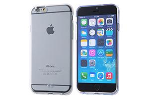 【Apple iPhone 6/iPhone 6s】ウルトラクリア・ソフトジャケット