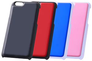【Apple iPhone 6】ICカード・シェルジャケット