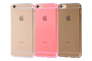 【Apple iPhone 6/iPhone 6s】ウルトラスリム・ソフトジャケット