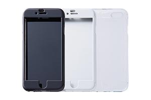 【Apple iPhone 6/iPhone 6s】ハードコーティングシェル・プレミアムセット