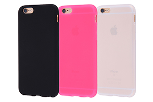 【Apple iPhone 6/iPhone 6s】シリコンケース