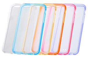 【Apple iPhone 6/iPhone 6s】ハイブリッドケース